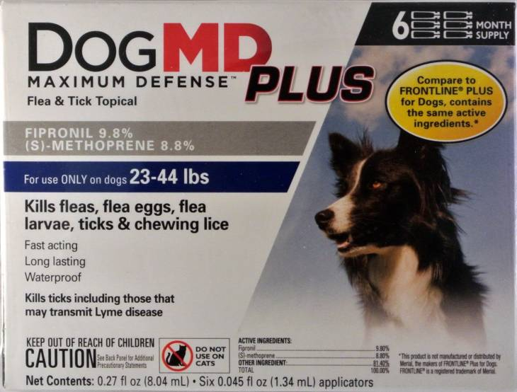 Best Flea Treatment for Dogs 3