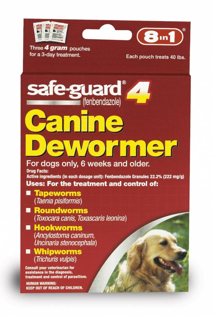 Best Dewormer for Dogs 3