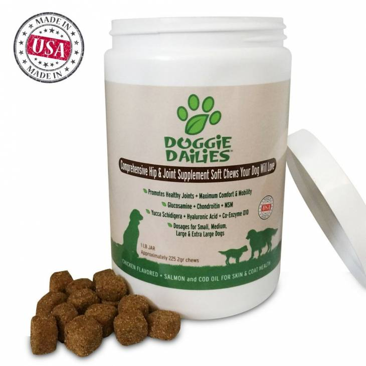Best Joint Supplement for Dogs 4