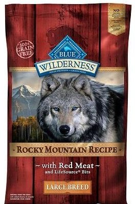 Blue Buffalo Wilderness Rocky M​​ountain Recipe