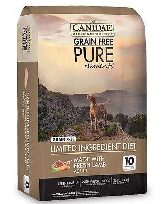 Canidae's Grain Free Pure