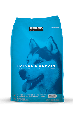 Kirkland Dog Food With Salmon
