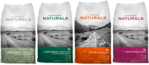 Diamond Naturals Pet Food Reviews