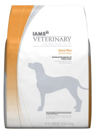 Iams Veterinary Formula Renal Plus Dry Dog Food