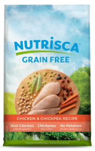 Nutrisca Chicken and Chick Pea Food