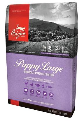 Orijen Puppy Large Breed Grain-Free Dry Dog Food