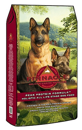 Pinnacle Grain-Free Peak Protein Recipe Dry Dog Food