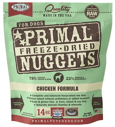 primal-chicken-formula-nuggets-freeze-dried-dog-food