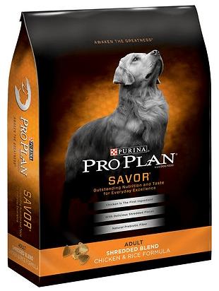 Purina Pro Plan Savor Adult Blend Chicken & Rice Formula Dry Dog Food