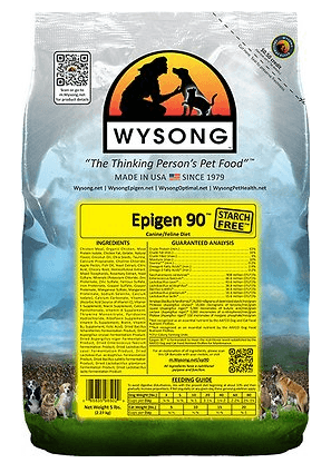 Wysong Epigen 90 Starch-Free Formula Dry Dog & Cat Food