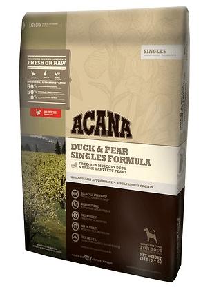 ACANA Duck & Pear Singles Formula Dry Dog Food