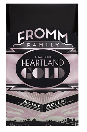 Fromm Heartland Gold Grain-Free Adult Dry Dog Food