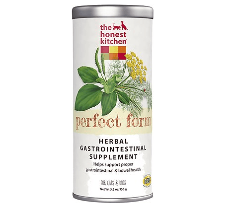 The Honest Kitchen Perfect Form Herbal Dog and Cat Nutritional Supplement