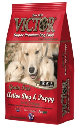 Victor Active Dog & Puppy Formula Grain-Free Dry Dog Food