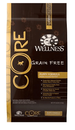 Wellness CORE Grain-Free Puppy Formula Dry Dog Food