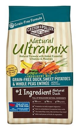 Castor and Pollux Natural Ultramix Grain-Free