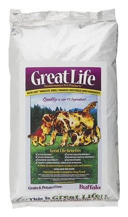 Great Life Grain-free Buffalo