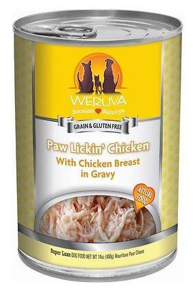 Weruva Paw Lickin' Chicken Recipe
