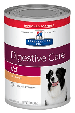 Hills Prescription Diet Digestive Care with Turkey Canned Dog Food
