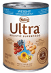 Nutro Ultra Weight Management Chunks in Gravy Canned Dog Food