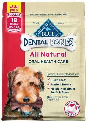 dog dental chew reviews
