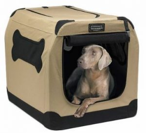 Firstrax Petnation Port-A-Crate E Series Indoor & Outdoor Pet Home