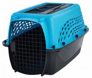 Frisco Two Door Top Load Plastic Kennel