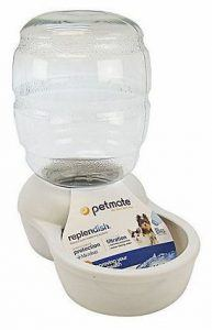 Petmate Pearl Replendish Waterer With Microban