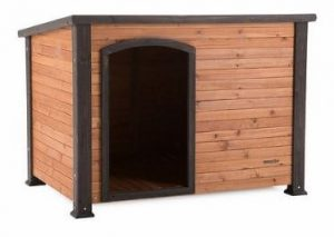 Precision Pet Products Extreme Outback Log Cabin Dog House