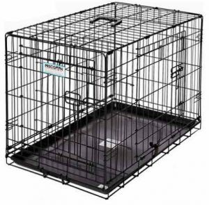 Precision Pet Products Provalu Double Door Dog Crate 1