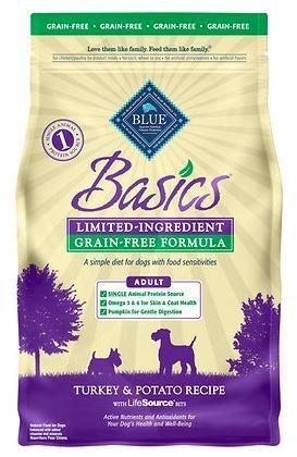 Blue Buffalo Basics Limited Ingredient