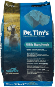Pet Food Formula Kinesis for All Life Stages