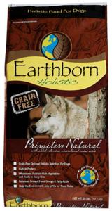 Earthborn Holistic Primitive Dog Food