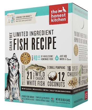 The Honest Kitchen Real Formula Dog Food