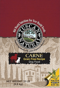 Tuscan Natural Dry Dog Food