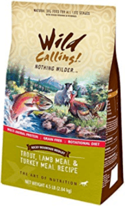 Wild Calling Rocky Mountain Dog Food