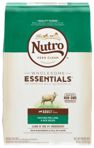 Nutro Feed Clean Dog Food