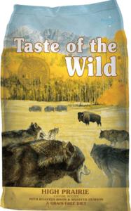 Taste of the Wild High Prairie Grain-Free Food