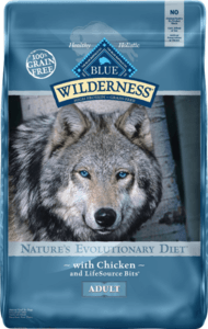 Blue Buffalo Wilderness High Protein Dry