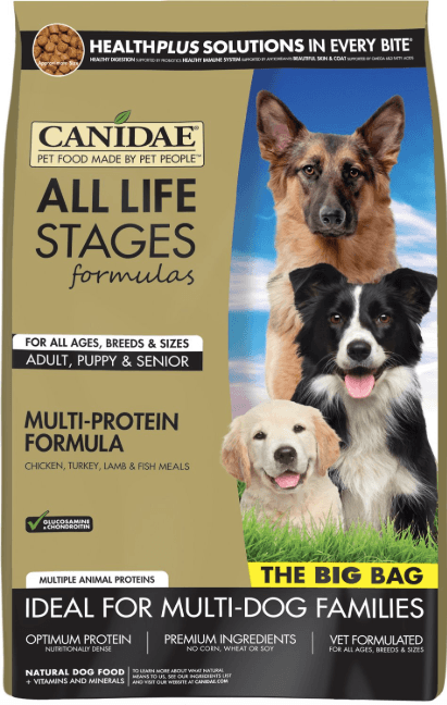 CANIDAE All Life Stages Multi-Protein
