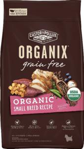 Castor & Pollux Organix Grain-Free Recipe
