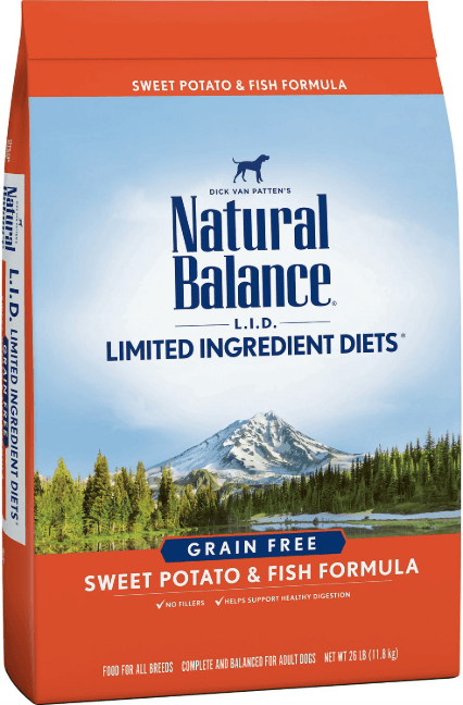 Natural Balance L.I.D. Limited Ingredient Diets