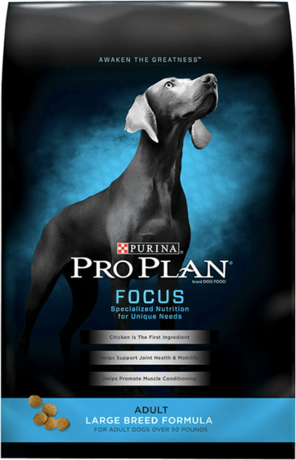 Purina Pro Plan Focus Adult Large Breed Formula