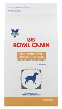 Royal Canin Veterinary Diet Gastrointestinal Low Fat LF