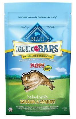Blue Buffalo Blue Mini Bars