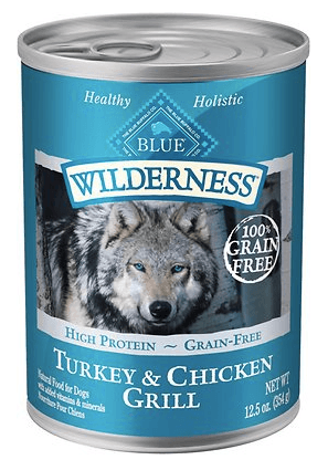 Blue Buffalo Wilderness Grain Free Canned