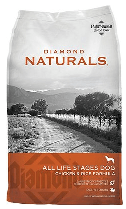 Diamond Naturals Chicken & Rice