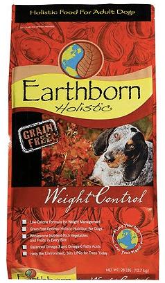 Earthborn Holistic Weight Control Food