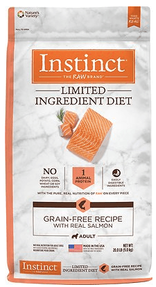 Instinct by Nature's Variety Limited Ingredient Diet Grain-Free Recipe