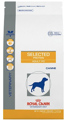 Royal Canin Veterinary Diet Selected Protein Adult PD Dry Dog Food